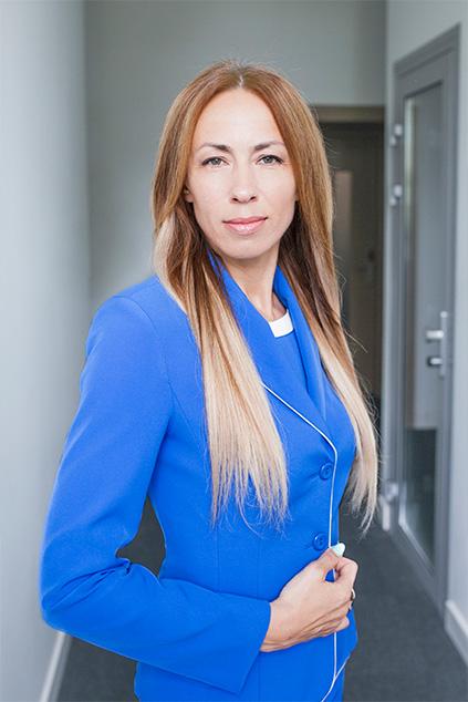 Oksana Komašilo