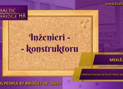 INŽENIERIS-KONSTRUKTORS